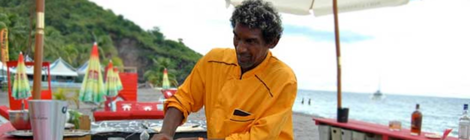 Chef Guy Ferdinand Marinique